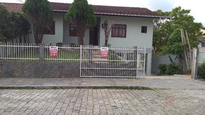 Casa Com 3 Dormitórios À Venda, 280 M² Por R$ 450.000 - Itoupava Norte - Blumenau/sc - Ca0392