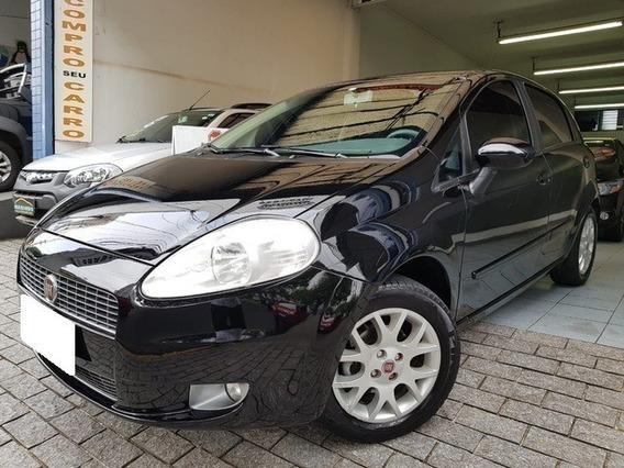 Fiat Punto 1.4 Elx Preto 8v Flex 4p Manual 2010