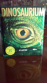 Dinosaurio Con 10 Mini Libros En Su Interior