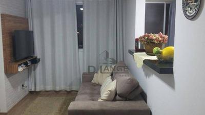 Apartamento Com 3 Dormitórios Para Alugar, 80 M² Por R$ 1.200/mês - Residencial Patagônia - Paulínia/sp - Ap17690