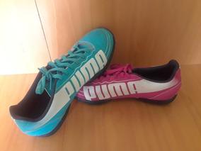 Zapatos De Fútbol Niño Talla 5, Puma