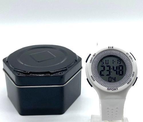 Kit 2 Relógio Masculino Feminino Importado Prova Dágua