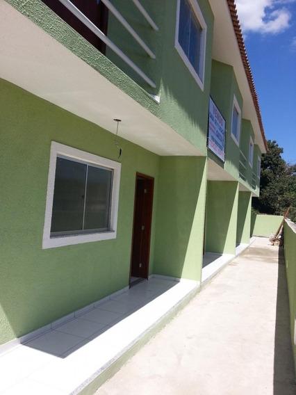 Casa Em Condomínio Para Venda No Vista Alegre Em São Gonçalo - 1503