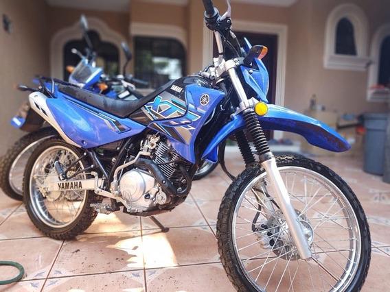 Yamaha Xtz 125 2019 Seminuevas