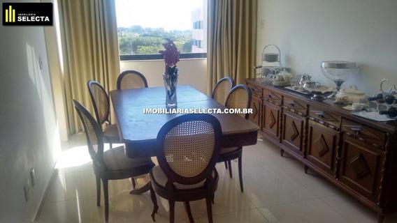 Apartamento 3 Quarto(s) Para Venda No Bairro Bosque Vivendas Em São José Do Rio Preto - Sp - Apa3417