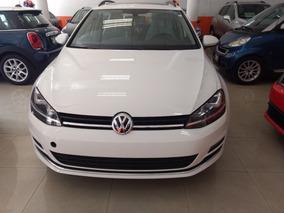 Volkswagen Golf Variant Std Tdi 2016 Blanca