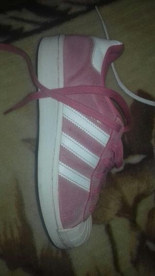 Zapatillas adidas Superstars Rosas
