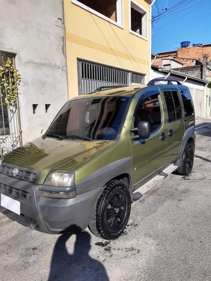 Fiat Doblo 2006 1.8 Adventure 5p
