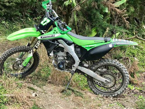 Kawasaki Kx250fi