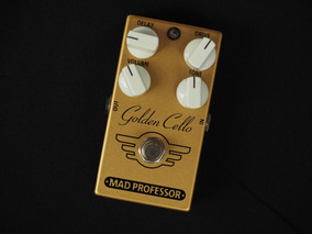 Pedal Mad Professor Golden Cello Overdrive Delay