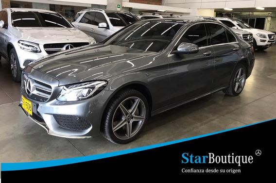 Mercedes-benz Clase C250 Amg Line