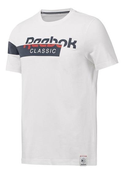 Remera Reebok Moda Classics Diruptive Hombre B