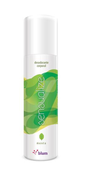 Desodorante Íntimo - Menta- Sensualize