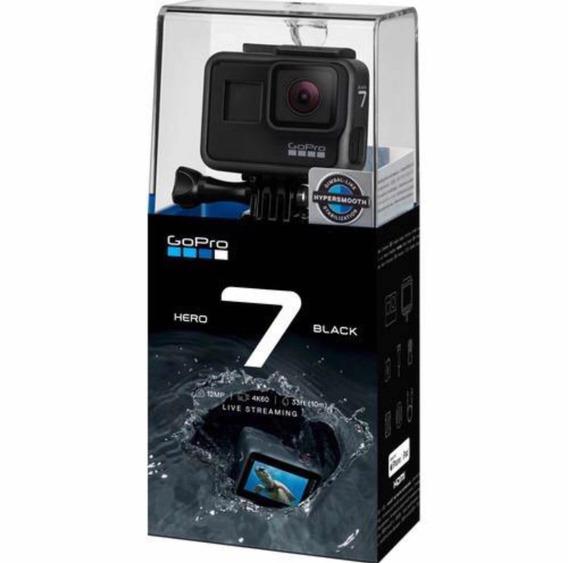 Câmera Digital Gopro Hero 7 Black 4 K Wi-fi Original