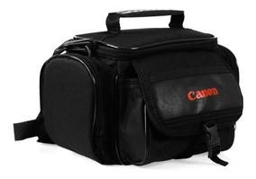 Bolsa Canon Para Camera E Acessorios Pronta Entrega