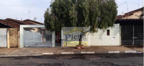 Casa Com 2 Dormitórios À Venda, 90 M² - Parque Jatobá (nova Veneza) - Sumaré/sp - Ca4351