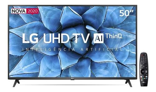 Smart Tv Uhd 4k Led 50 LG 50un7310psc Wi-fi - Bluetooth