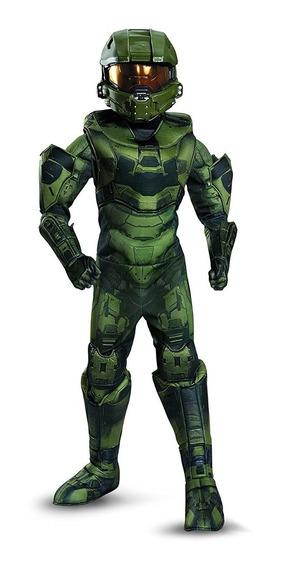 Disfraz Halo Talla 4-6 (casco Completo)