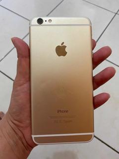 iPhone 6 Plus 16gb (dourado) Usado