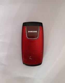 Celular Samsung C 276 Para Retirar Peças