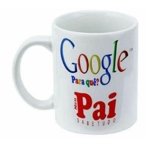 Caneca Dia Dos Pais Google
