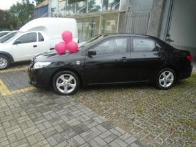 Toyota Corolla 1.8 16v Gli Flex Aut. 4p Blindado - 2012