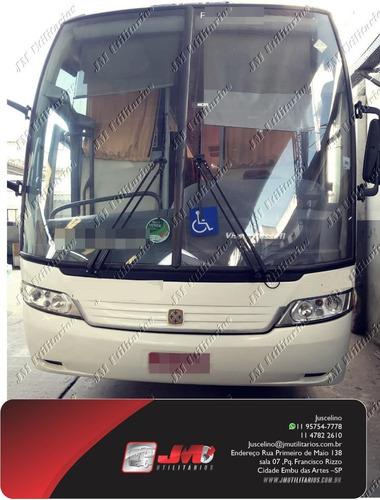 Imagem 1 de 15 de Busscar Vissta Buss Lo Ano 2007 Scania K310 Jm Cod.101