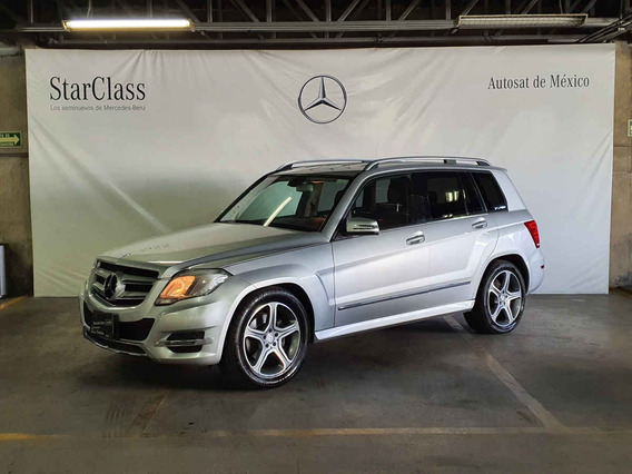 Mercedes-benz Clase Glk 2014 5p Glk 300 Offroad V6/3.5 Aut