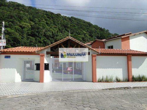 Casa Com 2 Dorms, Pedreira, Mongaguá - R$ 180 Mil, Cod: 28603 - V28603