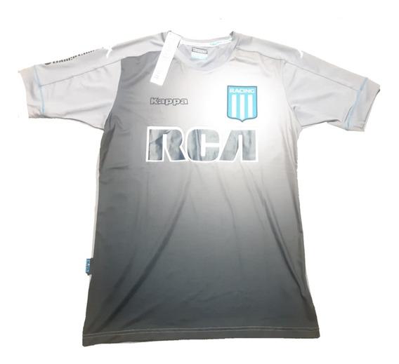 Camiseta Racing Club Kappa Arquero 2017 Degradé