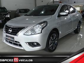 Nissan Versa 1.6 16v Sl 4p Top De Linha Impecável Único Dono