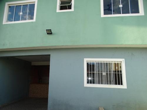 Sobrado Com 3 Dormitórios À Venda, 90 M² Por R$ 210.000 - Jardim Praia Grande - Mongaguá/sp - So0095