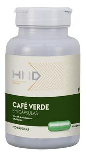 Café Verde Em Cápsula Hnd Lançamento Hinode 120 Cápsulas