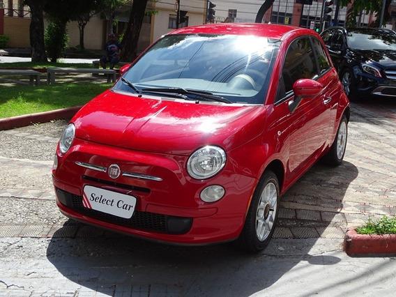 Fiat 500 1.4 Cult 2011/2012