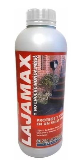 Lajamax - Pintura Laja/cemento/piedra Protege Y Cura X 1 Lt