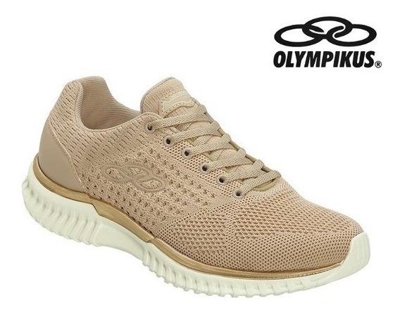 Tênis Olympikus Elegance Academia Caminhada Feminino