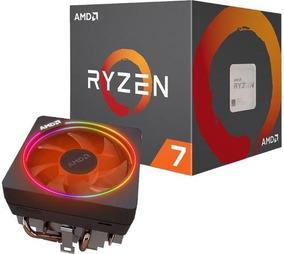 Processador Amd Ryzen 7 2700x 4,3ghz Am4 105w Yd270xbgafbox