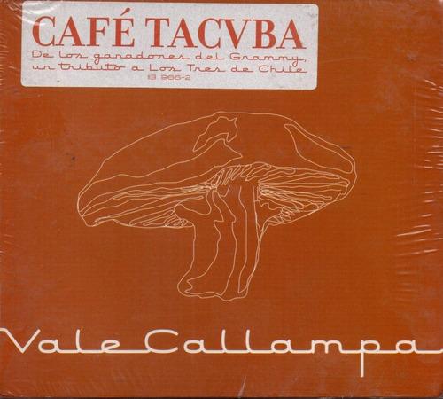 Cd Café Tacvba Vale Callampa