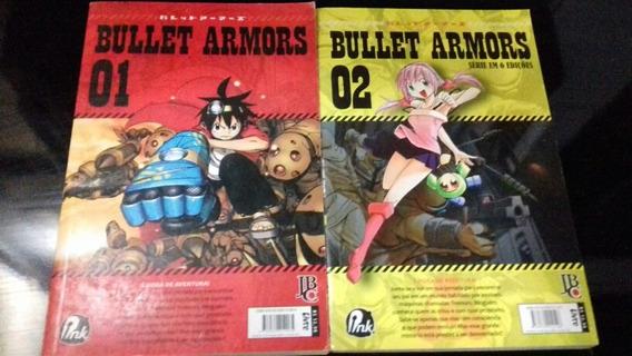 Mangá: Bullet Armors Vol: 1 E 2