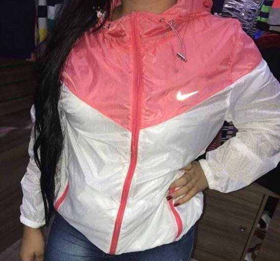 Jaqueta Nike Corta Vento Impermeável Refletivo