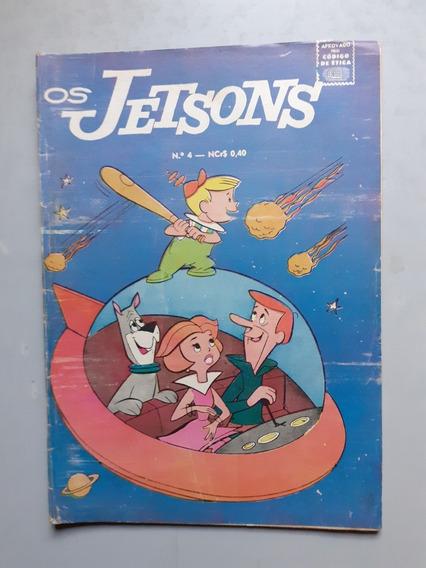 Os Jetsons Nº 4 Abril De 1969