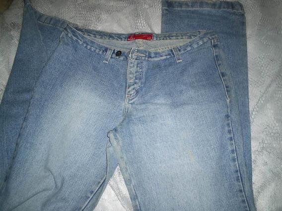 Calça Jeans Clarinha Feminina Tamanho 38