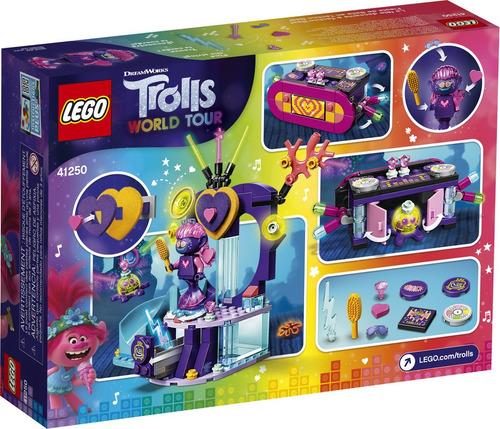 Lego Trolls Techno