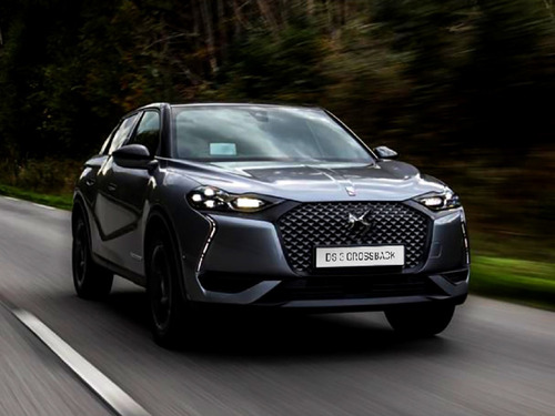 Ds 3 Crossback Puretech Grand Chic At8 1.2 155cv