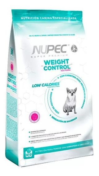 Croquetas Alimento Perro Nupec Weight 2kg Raza Pequeña