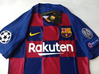 Camiseta Barcelona 2019 2020 Champions