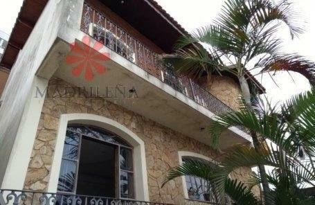 Imagem 1 de 15 de Casa Sobrado Em Parque Boturussu  -  São Paulo - 859