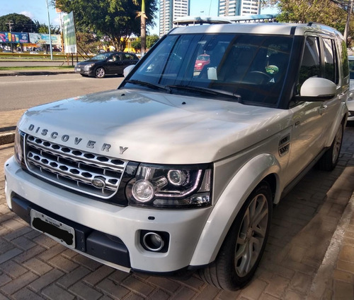 Land Rover Discovary 4 Blindada