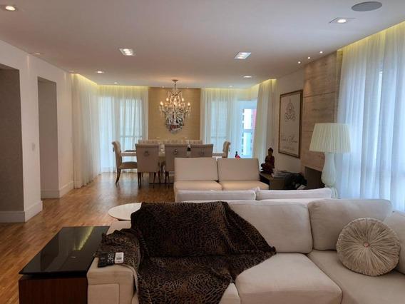 Apartamento Com 3 Dormitórios À Venda, 264 M² Por R$ 2.440.000 - Tatuapé - São Paulo/sp - Ap2464