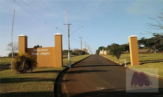 Chácara Condomínio Fechado Em Araras, São Paulo - Ch0002
